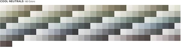 COOL NEUTRALS 251 Colors
